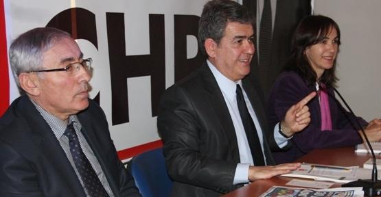 Süheyl Batum 'Amaç Partili Cumhurbaşkanı' konuşmasını resimleri