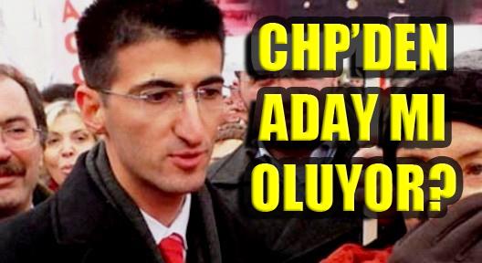 Teğmen Çelebi CHP'den Aday Oluyor