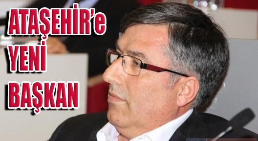 Ataşehir'e Yeni Başkan 'Abdullah DER'