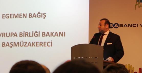 Bakan Bağış, 'Nöbetçi Provokatörler Görevde'