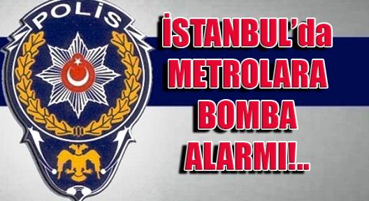 İstanbul'da Güvenlik Alarmı!