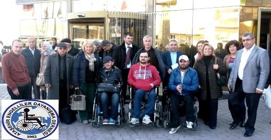 Sarıgül'ün Desteği İle 'Kemerburgaz Engelliler Çalıştayı' Gerçekleşti