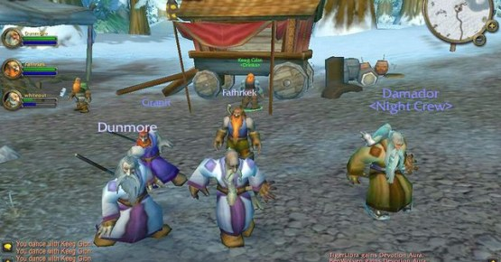Erenköy'de World Of Warcraft çılgınlığı