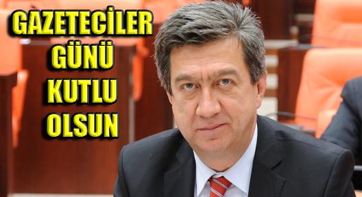 CHP MV. ÖĞÜT ÇALIŞAN GAZETECİLER GÜNÜ'NÜ KUTLADI