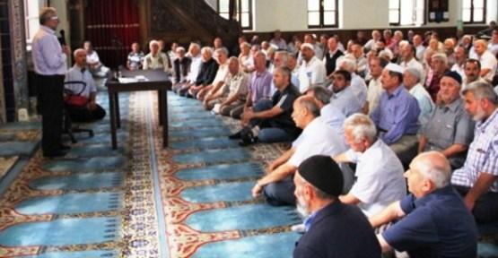 Hacı adaylarının eğitimi başlıyor