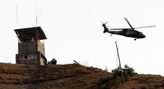 Hakkari'de karakola hain saldırı: 3 şehit