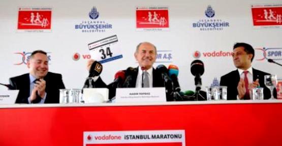 Kıtaları Buluşturan İstanbul Maratonu Yaklaştı