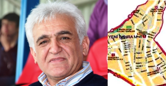Sadık Kayhan 'Yenisahra ve Barbaros'un Planı Ataşehir'e Geldi'