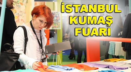 14 Ülke İstanbul Kumaş Fuarında