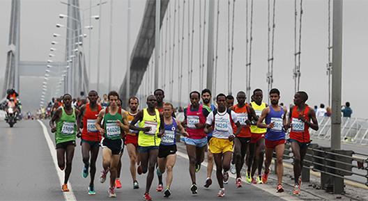 İstanbul Maratonu rekor katılımla sona erdi