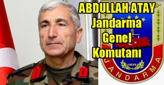 Abdullah Atay, Jandarma Genel Komutanı