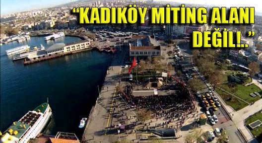 'Kentsel Dönüşümle Mücadele Mitingi'ne Adres Maltepe