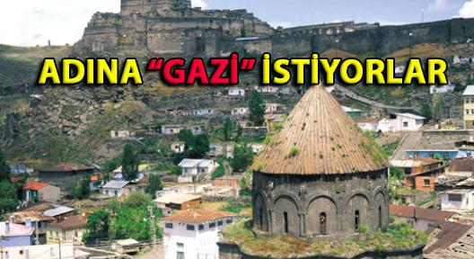 ADI 'GAZİ KARS' OLARAK TESCİLLENSİN