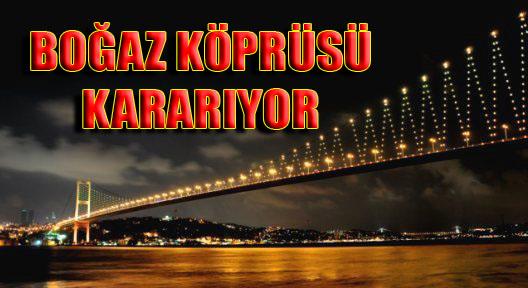 Boğaz Köprüsü'nde Karanlık Dönem!