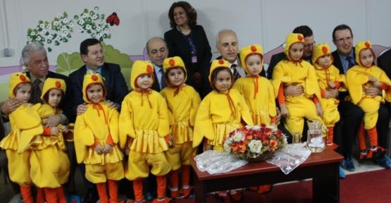 Kopuzlar Vakfı FSM Anaokulu Açıldı