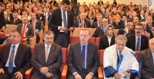 Ba?bakan Erdo?an, Marmara Üniversitesi'nin kurulu? y?l dönümüne kat?ld?