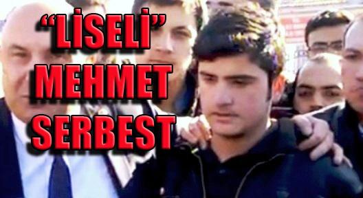 Liseli Mehmet Ali Altunses Serbest