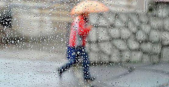 Meteoroloji'den kuvvetli yağış uyarısı geldi