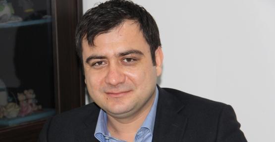 Nimetullah Topu 'Ataşehir'de Hizmet Belediyeciliği Hedefliyoruz'