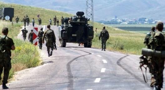 Şemdinli'de 7 tabur operasyona katılıyor