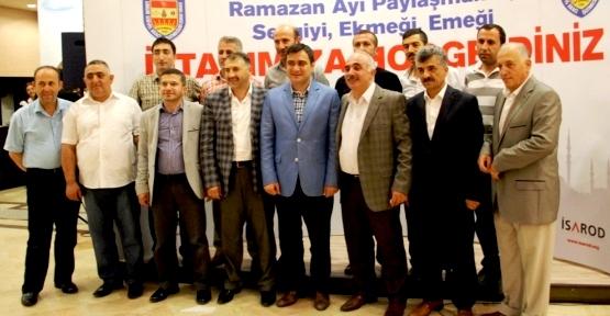 İSAROD'dan Servisçilere İftarda 'Belge' Müjdesi