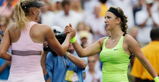 Azarenka ve Sharapova İstanbul`a geliyor