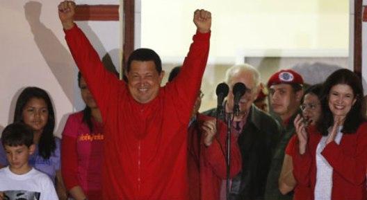 Venezuela'da başkanlık yarışını Hugo Chavez kazandı